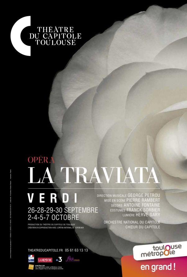 Théâtre du Capitole - La Traviata