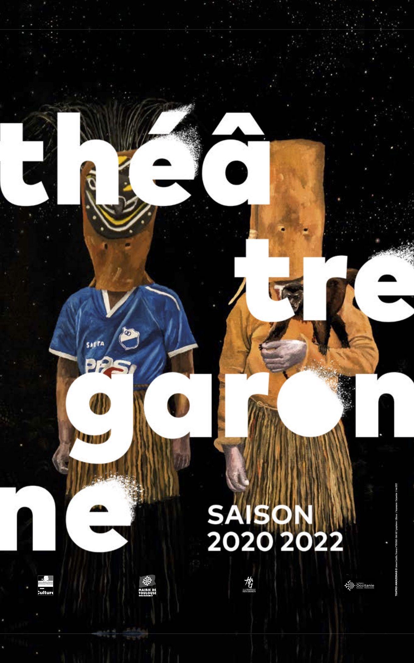 théâtre Garonne 21-22