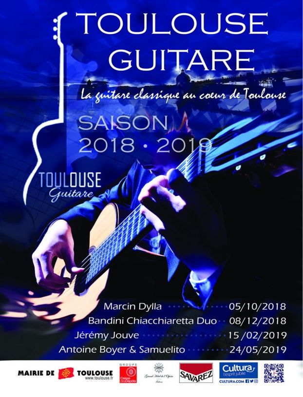 Toulouse Guitare 18/19