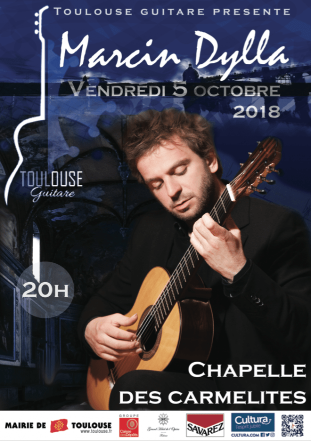 Toulouse Guitare - Marcin Dylla