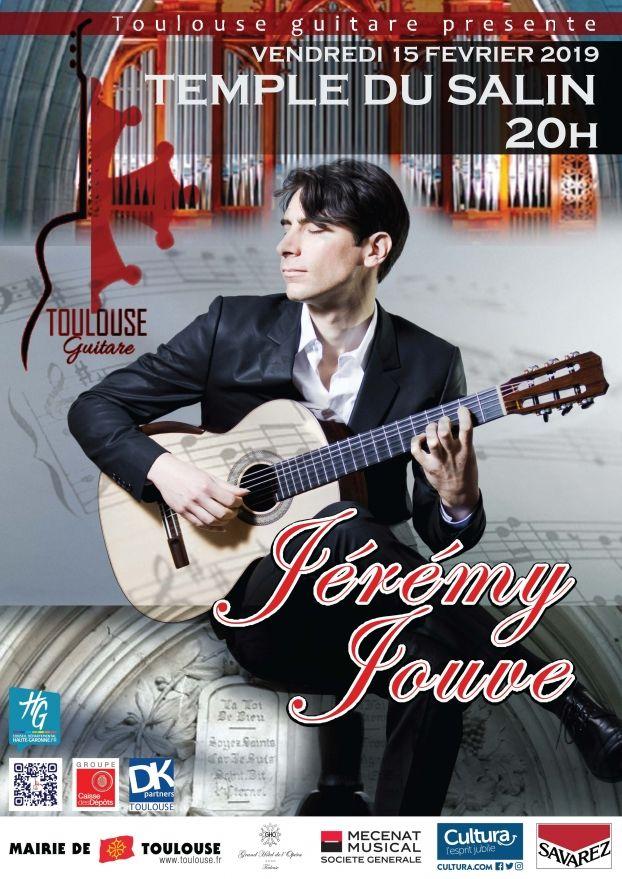 Toulouse Guitare - Jérémy Jouve