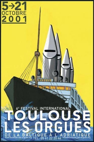 Toulouse les Orgues 2001