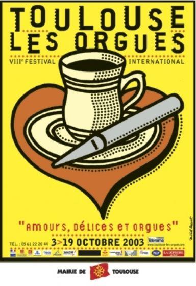 Toulouse les Orgues 2003