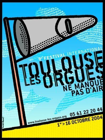 Toulouse les Orgues 2004
