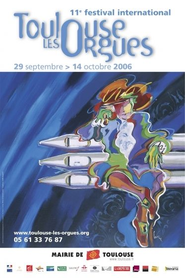 Toulouse les Orgues 2006