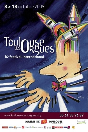 Toulouse les Orgues 2009
