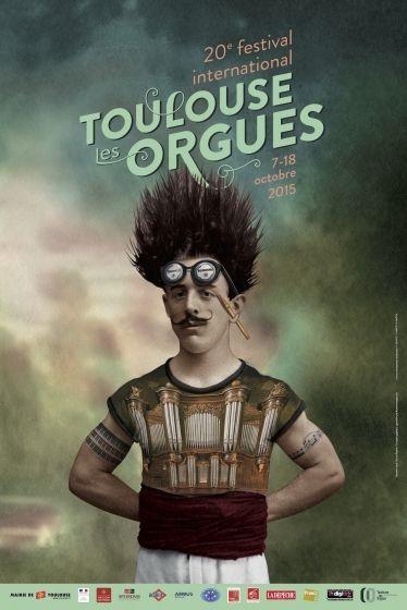Toulouse les Orgues 2015