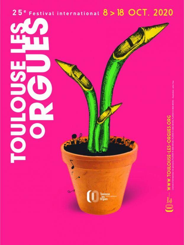 Toulouse les orgues 2020