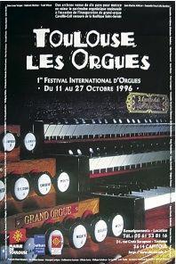 Toulouse les Orgues 1996