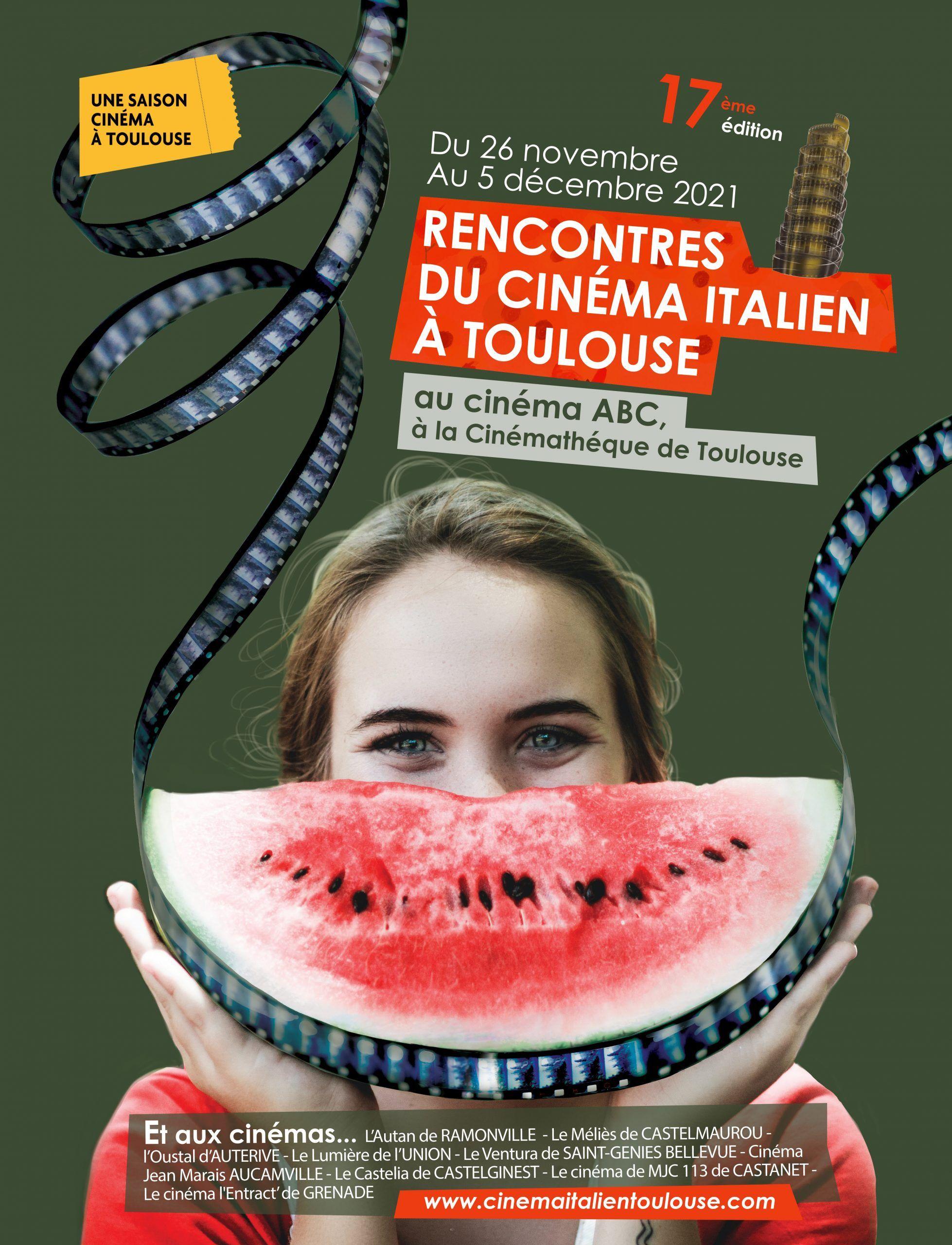 Rencontres du cinéma italien 2021