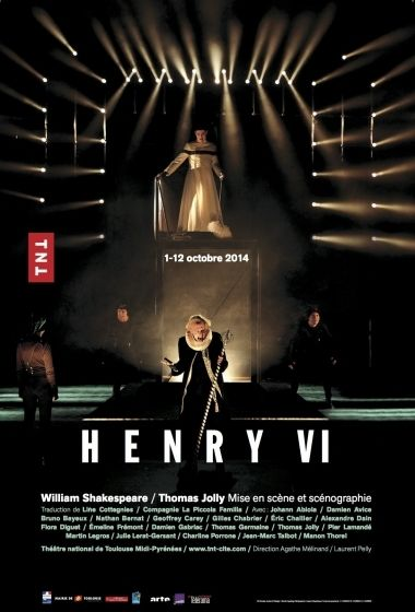 ThéâtredelaCité -  Henry VI