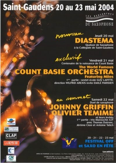 Jazz en Comminges 2004