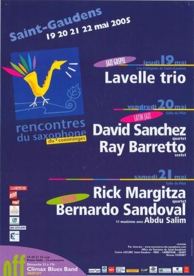 Jazz en Comminges 2005