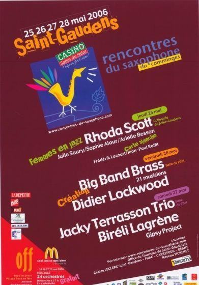 Jazz en Comminges 2006
