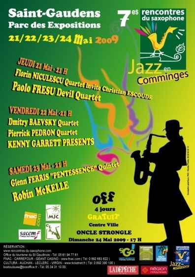Jazz en Comminges 2009