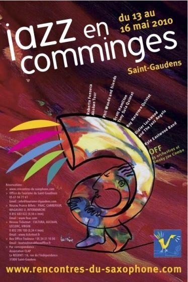 Jazz en Comminges 2010