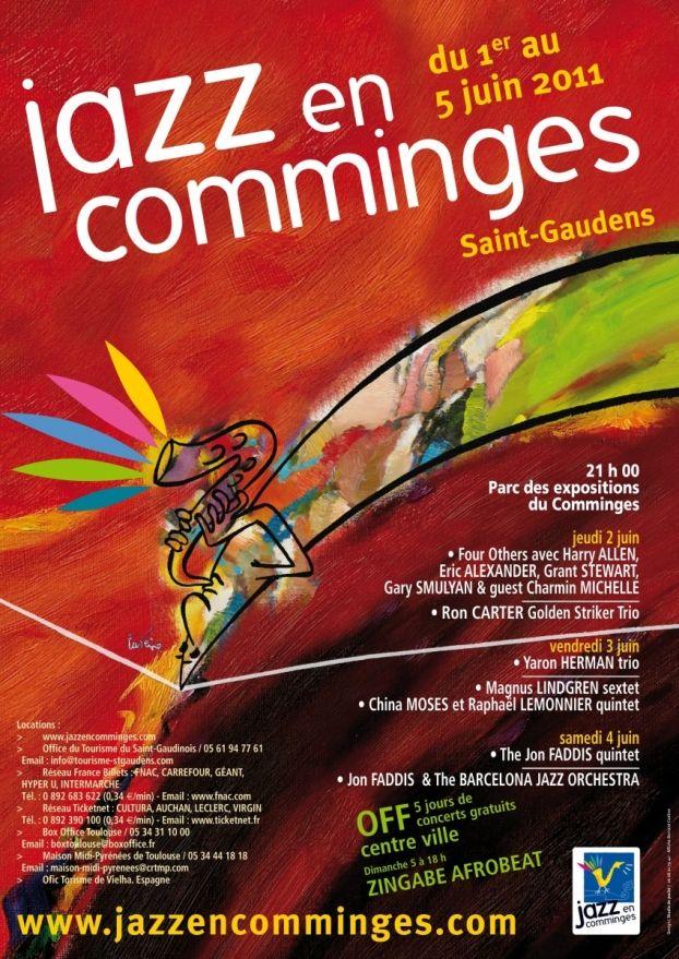 Jazz en Comminges 2011
