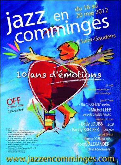 Jazz en Comminges 2012