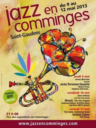 Jazz en Comminges 2013