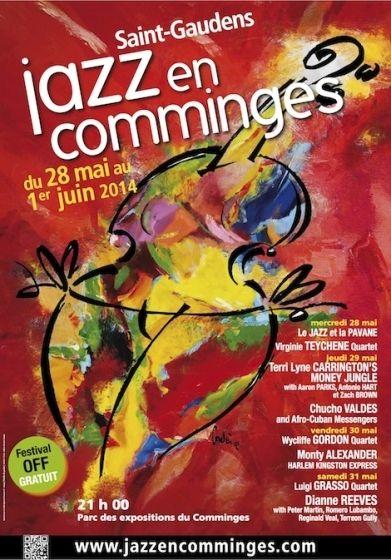 Jazz en Comminges 2014
