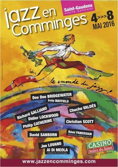 Jazz en Comminges 2016