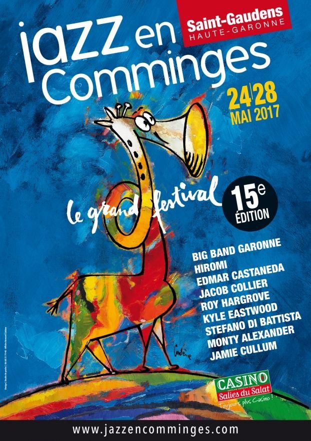 Jazz en Comminges 2017