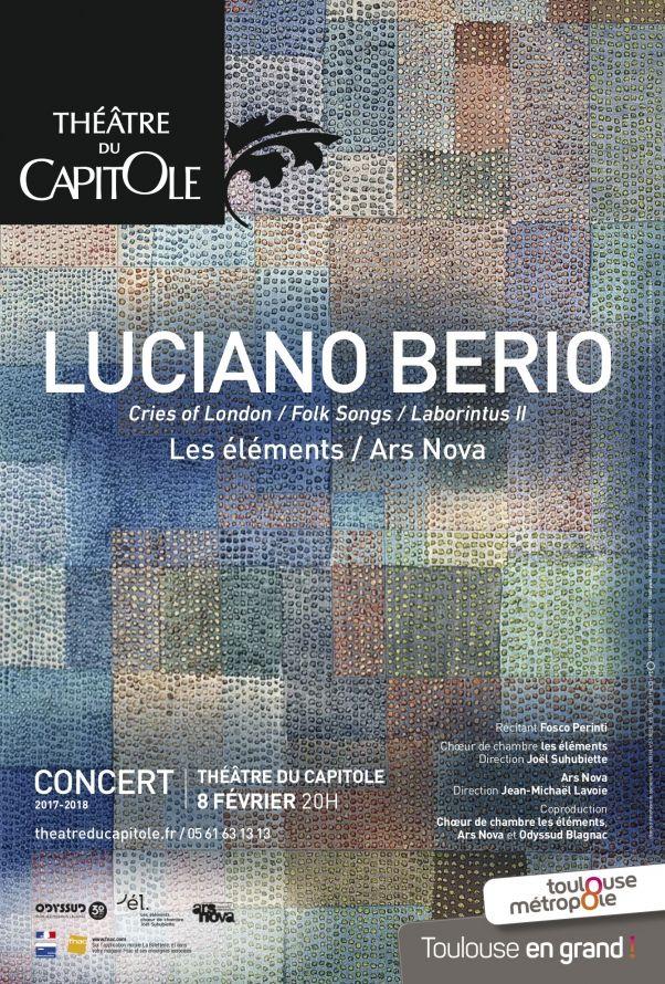 Les éléments - Luciano Berio