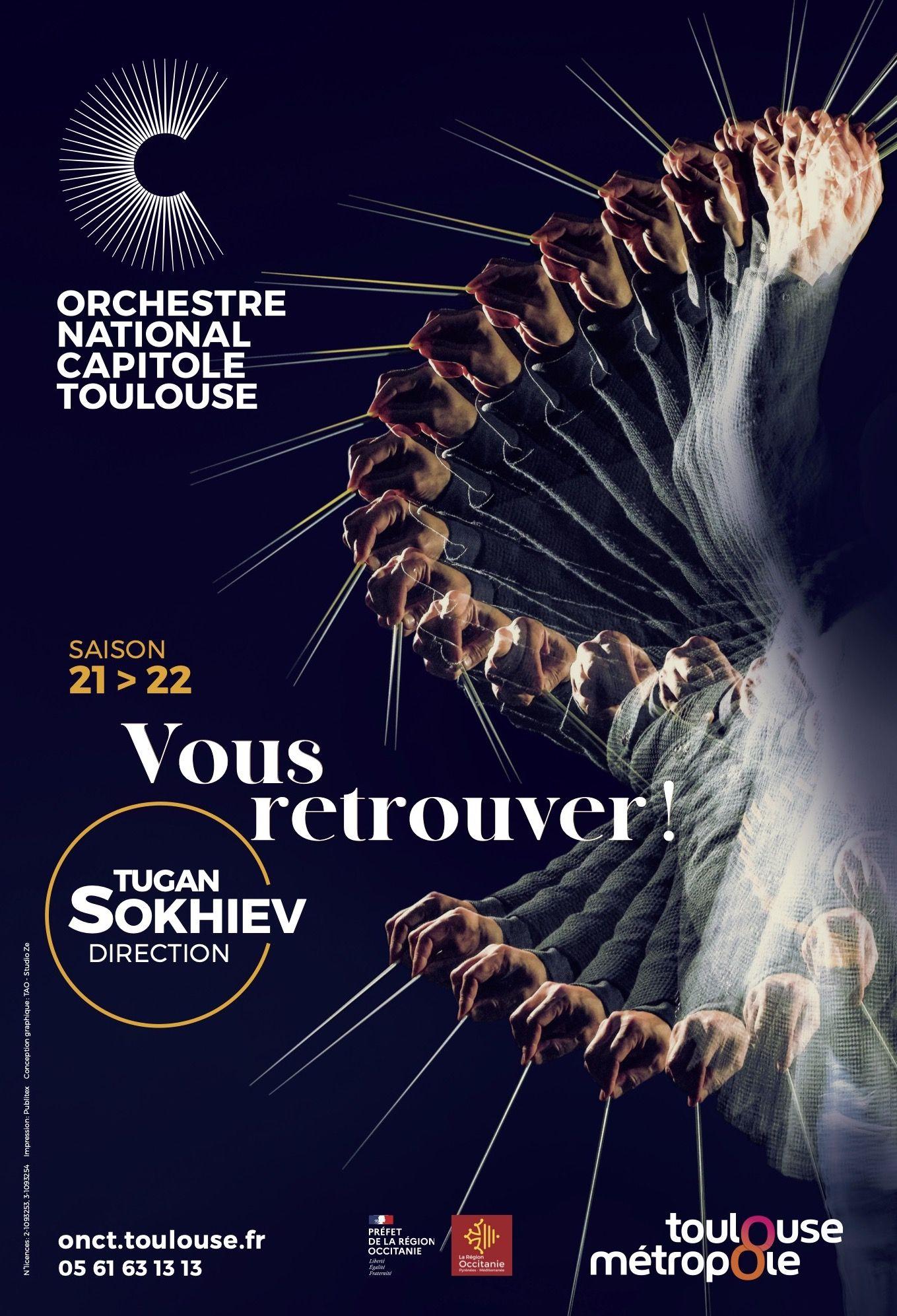 Orchestre national du Capitole 21-22