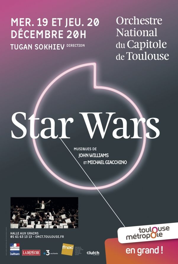 Orchestre National du Capitole - Star Wars