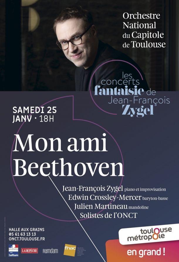 Orchestre National du Capitole - Mon ami Beethoven