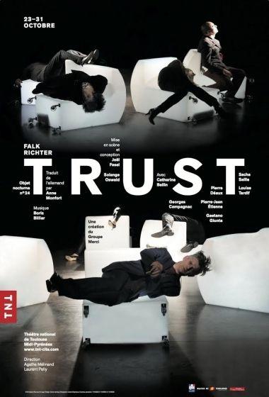 ThéâtredelaCité - Trust