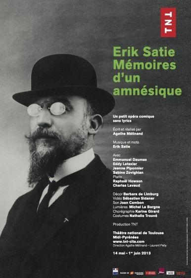 ThéâtredelaCité - Mémoire d'un amnésique