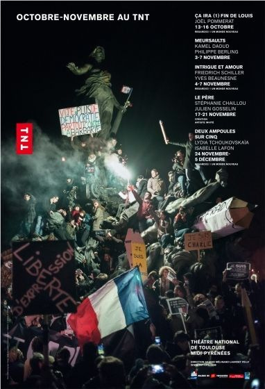 ThéâtredelaCité - Octobre/Novembre
