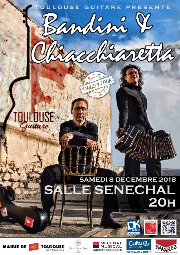 Toulouse Guitare - Bandini & Chiacchiaretta