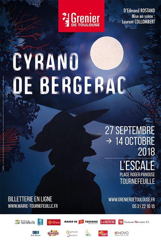 Grenier de Toulouse - Cyrano de Bergerac 2018
