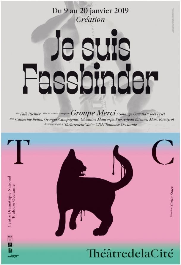 ThéâtredelaCité - Je suis Fassbinder