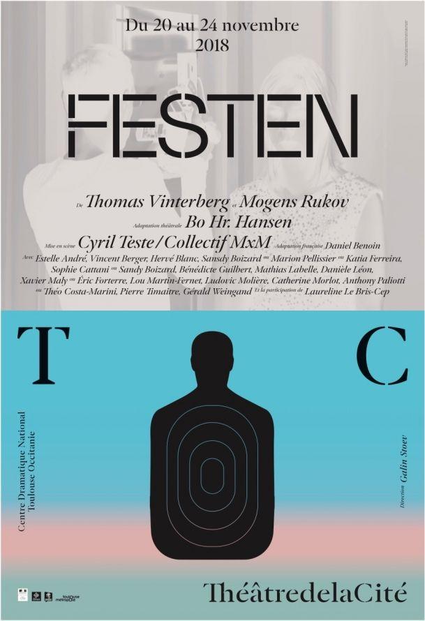 ThéâtredelaCité - Festen