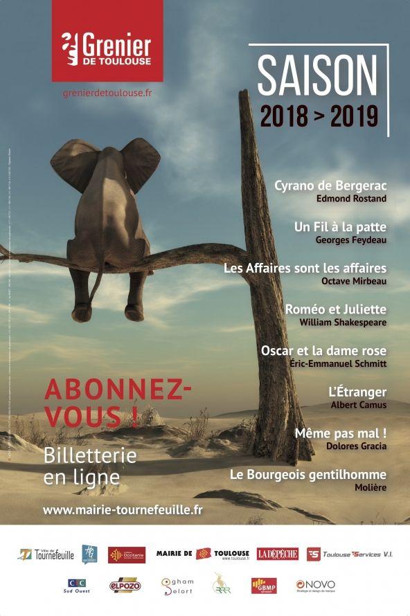 Grenier de Toulouse 18/19