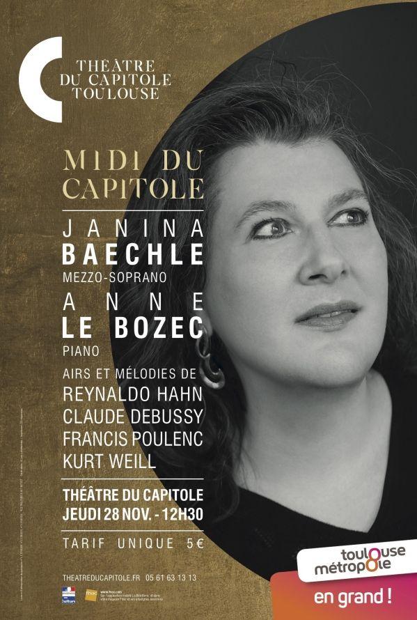 Théâtre du Capitole - Janina Baechle