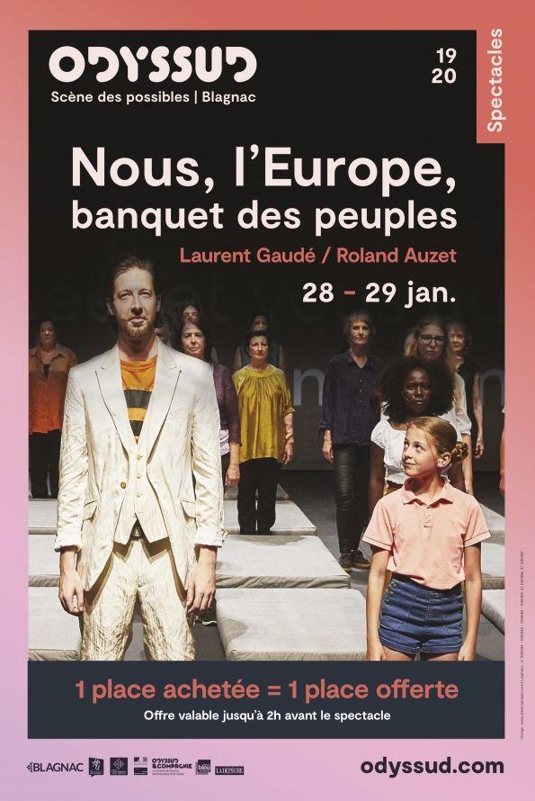 Odyssud - Nous l'Europe