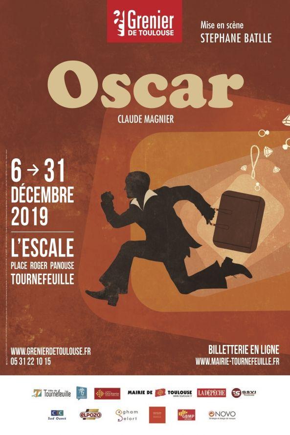 Grenier de Toulouse - Oscar