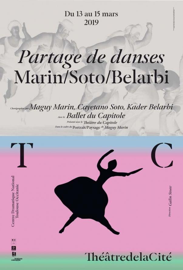 ThéâtredelaCité - Partage de danse