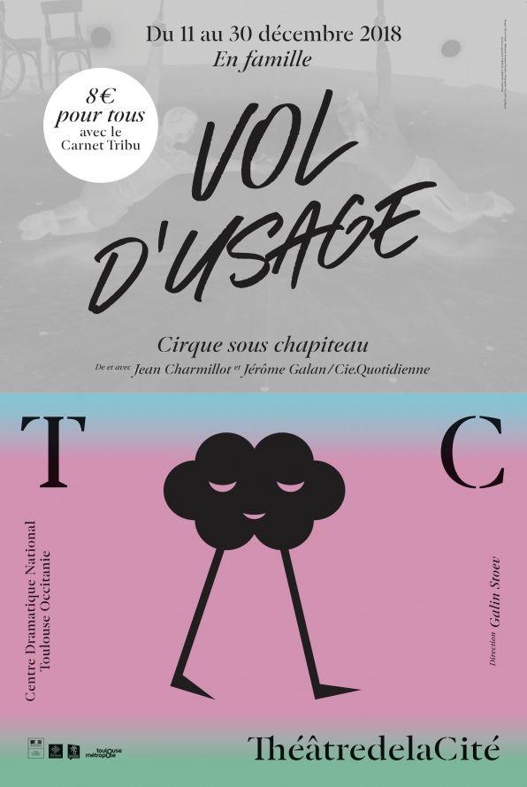 ThéâtredelaCité - Vol d'usage