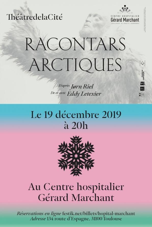 ThéâtredelaCité - Racontars Arctiques