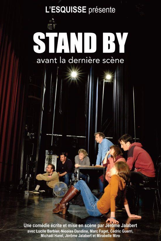 Altigone - Stand By avant la dernière scène