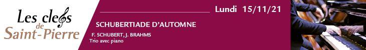 Clefs de Saint-Pierre – Schubertiade d'automne