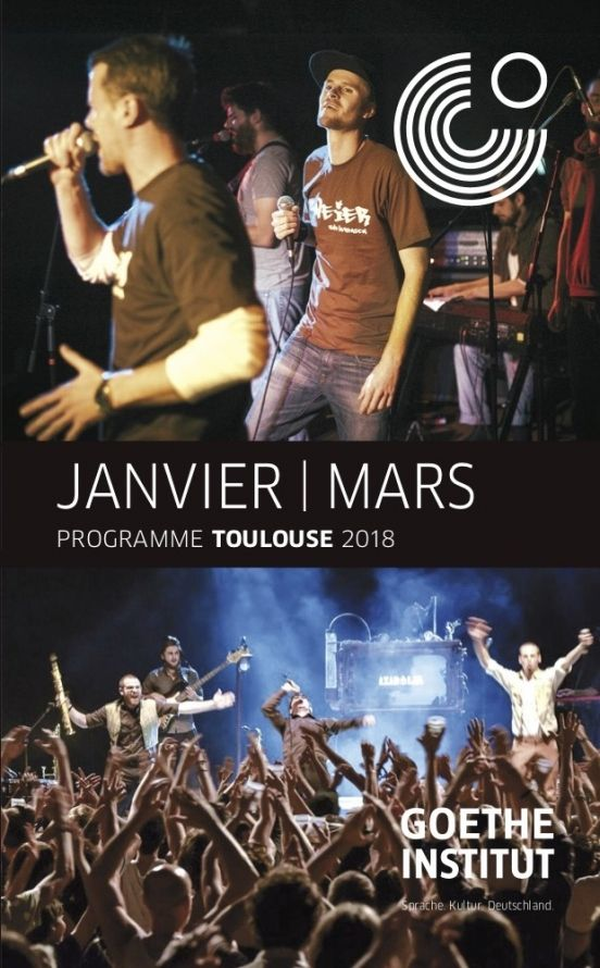 Goethe Institut - Janvier/Mars