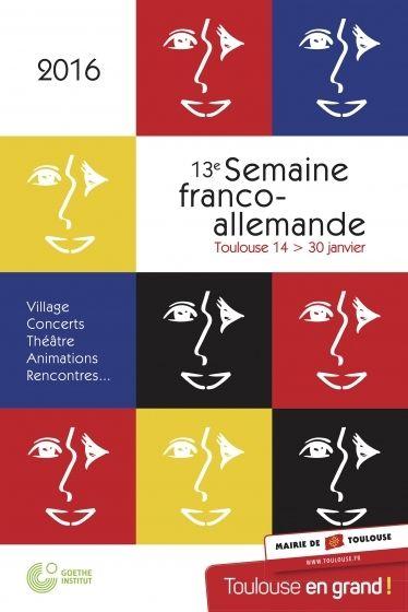 Goethe Institut - Semaine franco-allemande 2016