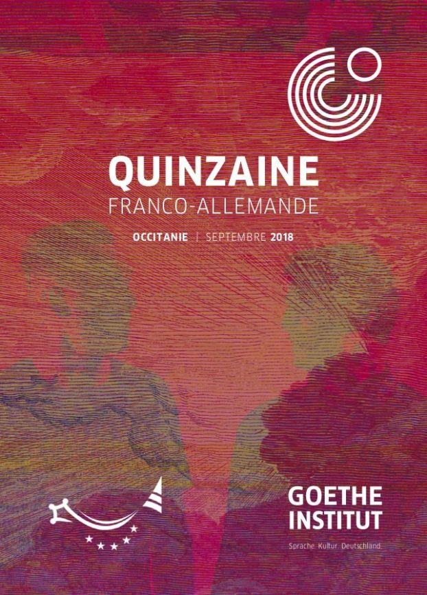 Goethe Institut - Quinzaine franco-allemande 2018