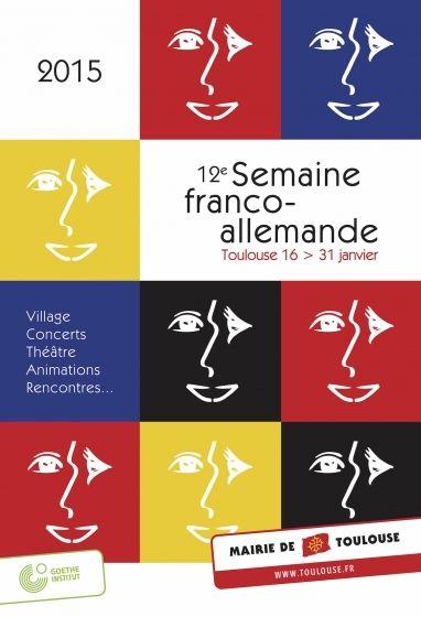 Goethe Institut - Semaine franco-allemande 2015